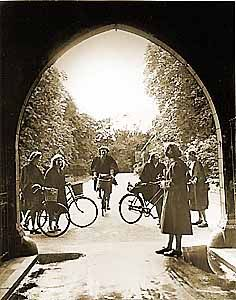 August 1894 Girton College Bicycle Club is founded