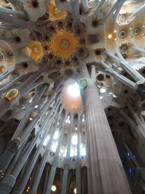 MaiTai's Picture Book: Sagrada Familia