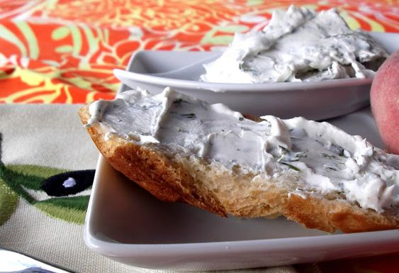 Na Cozinha da Margô: Patê de Ervas Frescas