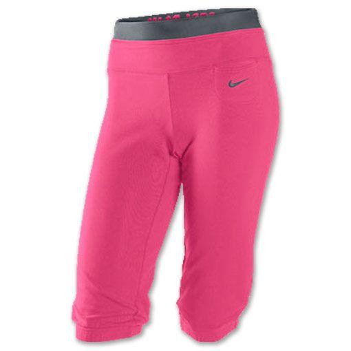 Nike capri pants,womens sportswear,womens capris,capri pants,pink ...