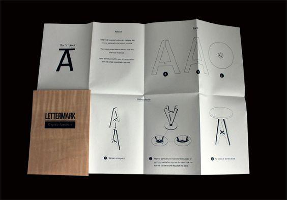 Creative Review - Degree shows 2011: Brighton Graphic Design