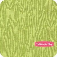Happy Harvest Green Wood by Doodlebug Design for Riley Blake