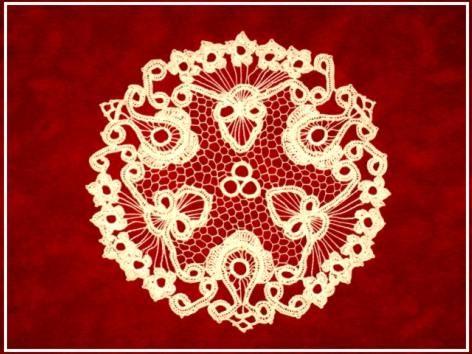 Csetneki Magyar Csipke - hand crafted hungarian lace by Szontagh Aranka