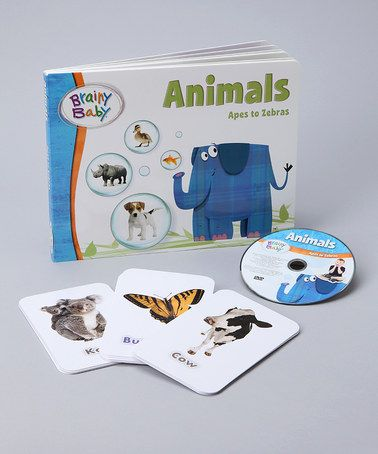 Take a look at this Animals Set on zulily today!