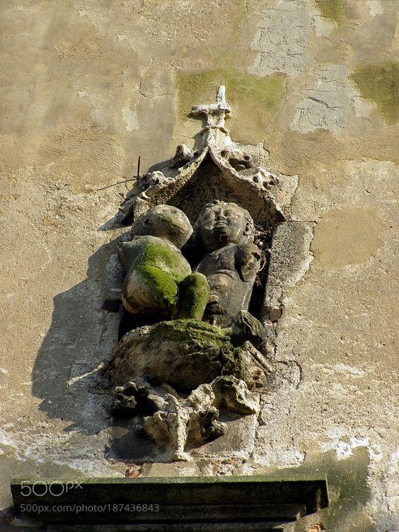 Artifact 15 meters to Urbanova tower .... by kanton44