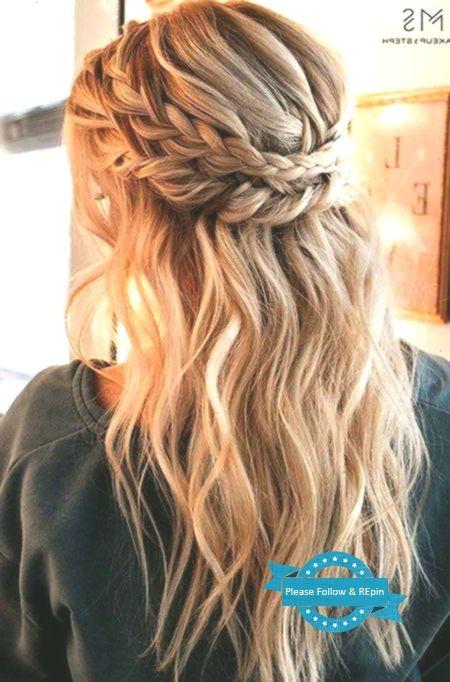 20 Susse Einfache Frisuren Fur Langes Haar Dirndl Frisuren Offene Haare Dirndl Frisuren Lange Haare Frisuren Offene Haare