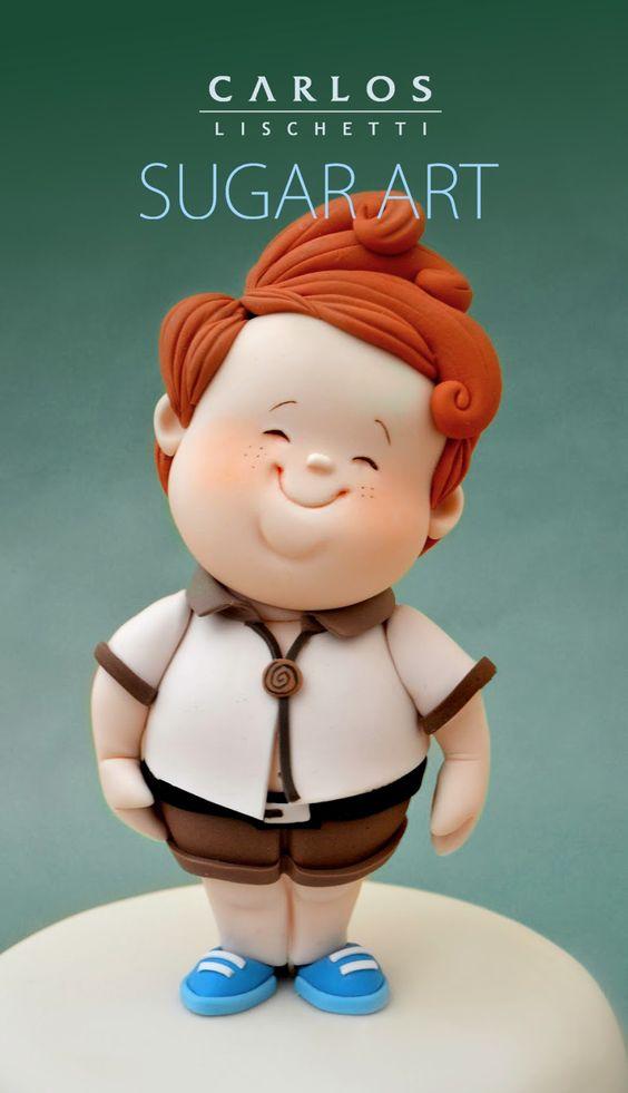 Chubby boy / Niño regordete