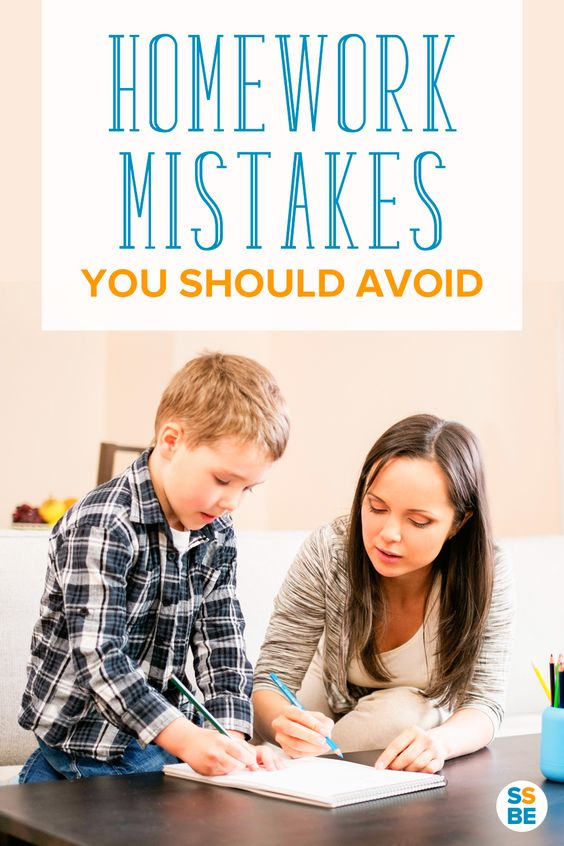 Helping Your Gradeschooler With Homework
