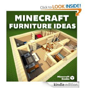 Amazon.com: Best Minecraft Furniture Ideas For YOU! EBook: Minecraft Books:  Kindle Store Free 10/19 | Cool Furniture | Pinterest | Minecraft Furniture,  ...