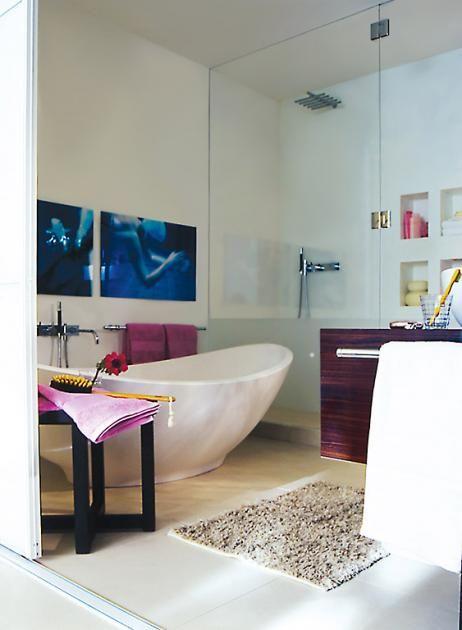 Vorher-Nachher: Kombi-Raum aus Bad und Schlafzimmer - [SCHÖNER WOHNEN]