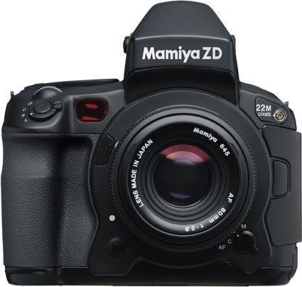 Mamiya ZD digital - hammer Kamera ... quasi die erste Leica S Mittelformatkamera. Konnte sich damals leider nicht durchsetzen :(