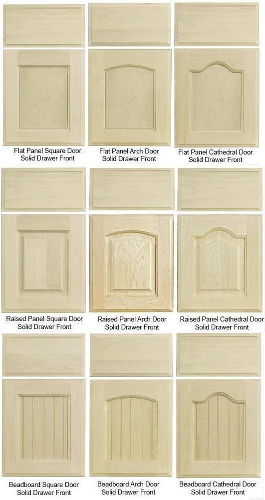 Kitchen Cabinets Raised Panel Arch Door 12 W X 12 D X 42 H
