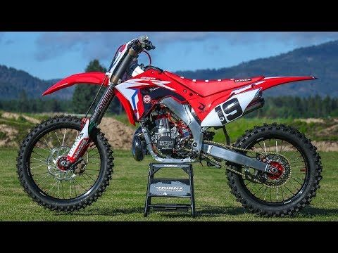 Meet The 10 000 Honda Cr250 2003 Two Stroke Build By Cameron Nimela That Lasted 21 Months In 2020 Honda Dirtbikes Supermoto