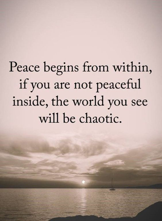 160 Inspirational Peace Quotes To Calm Your Mind Peace Quotes Motivational Quotes For Life Inspiring Quotes About Life