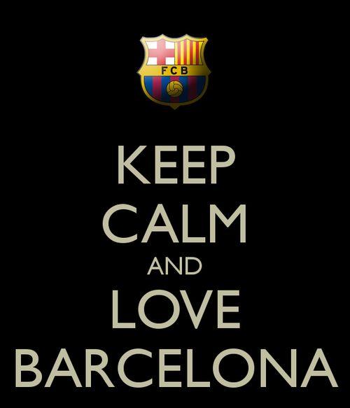 Visca el Barça!