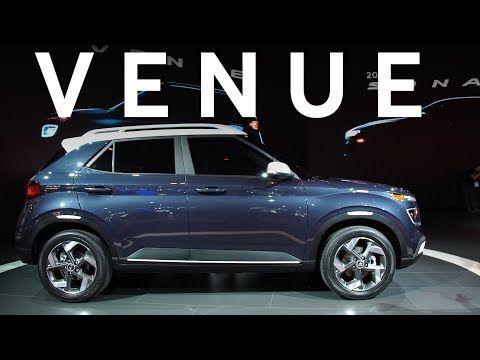 2019 New York Auto Show 2020 Hyundai Venue Consumer Reports Youtube Hyundai New Suv Subcompact Suv