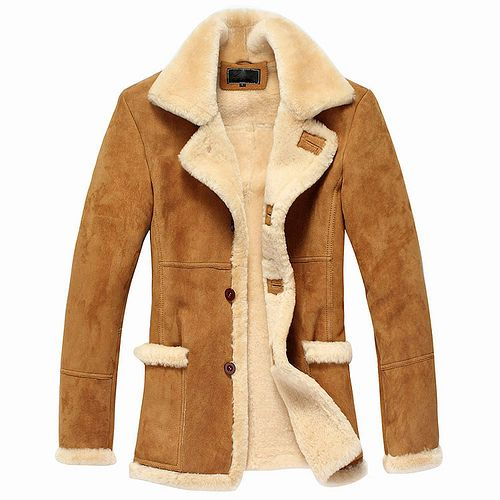 sensfurs.com's photostream mens fur coat , mens suede coat , suede ...