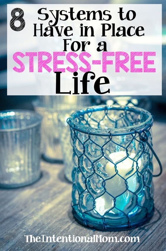 If you are looking for a stress-free life, systems are essential. Knowing where to start can be hard, but these are the 8 systems to have in place TODAY!  via @www.pinterest.com/JenRoskamp