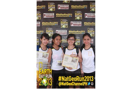 #NatGeoRun2013