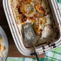 Scalloped Potato Gratin