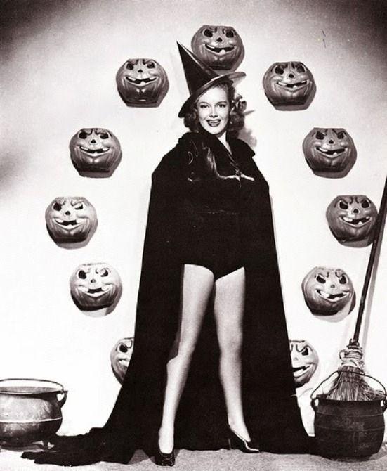 Happy Vintage Halloween!
