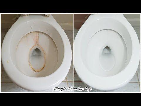 Como Limpiar El Inodoro Quitar El Sarro Y La Terrible Linea