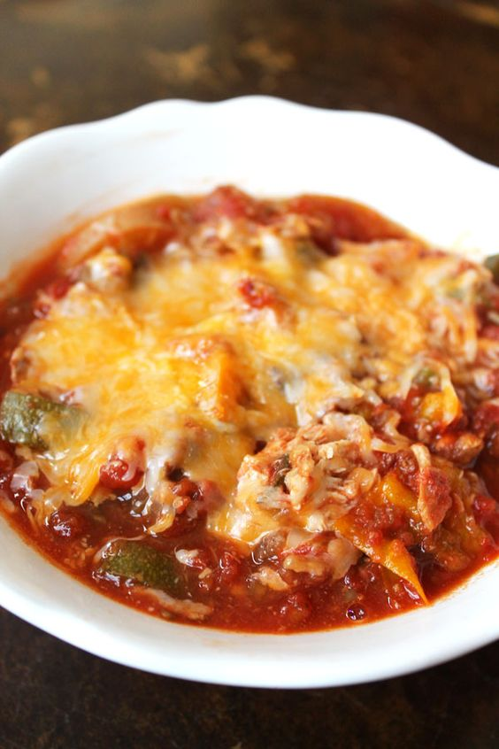 Crockpot zucchini chicken parmesan recipe sauces easy for Easy healthy chicken crockpot recipes