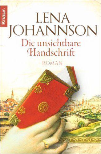 #Die unsichtbare Handschrift #Lena Johannson #book