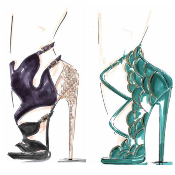 The Thesis Couture team has gone to great lengths to redesign the high heel and make it more comfortable for women.
