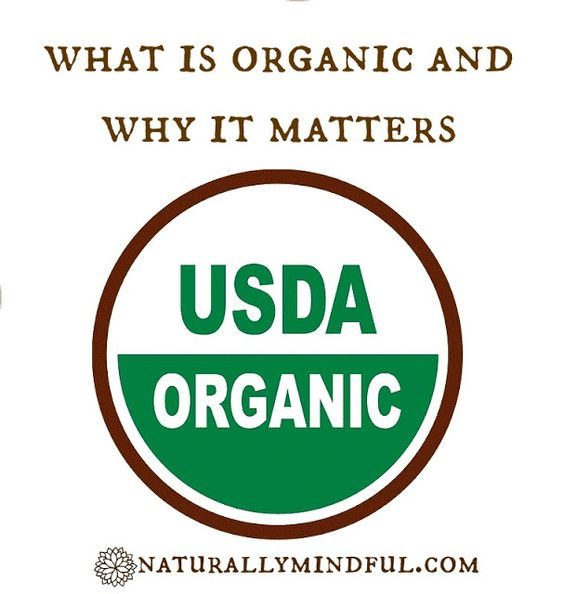 Why Eating Organic Really Matters?