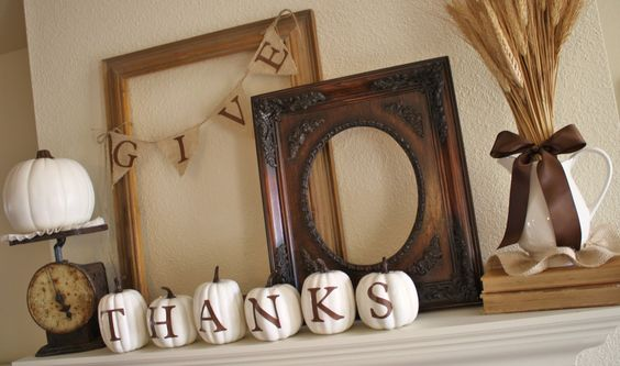 thanksgiving crafts, projects & printables