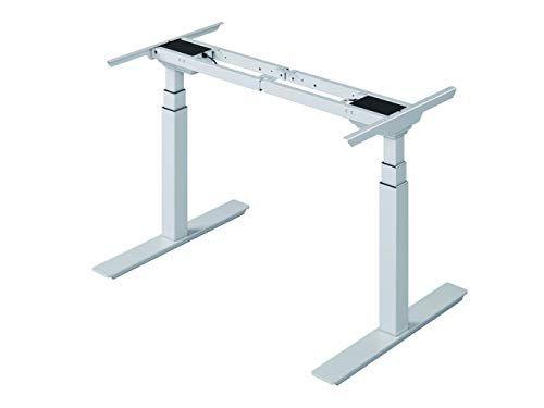Arazy Electric Adjustable Desk Dual Motor Height Sit Stand Desk