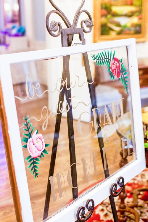 19 best be our guest myrtle beach wedding images on pinterest wedding decor diy ideas be our guest mckenzie grant sign at solutioingenieria Images