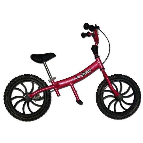 16 inch Pink Go Glider Bike