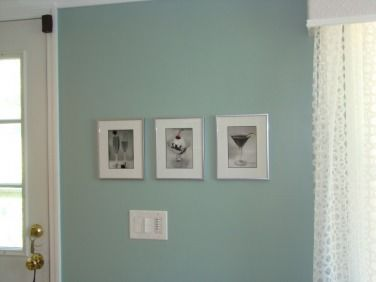 Paint Color Is Mined Coal By Behr In An Eggshell Finish