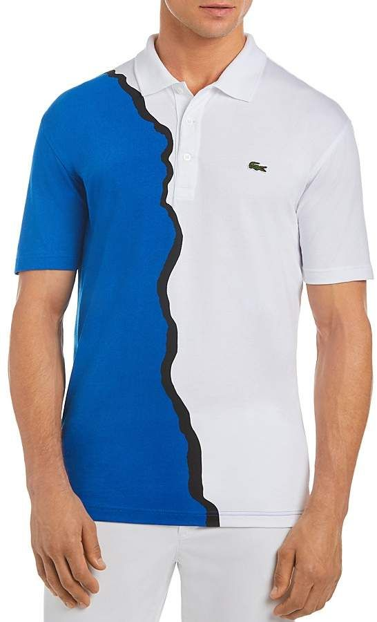 Lacoste 85th Anniversary Limited Edition Jersey Polo Shirt Polo