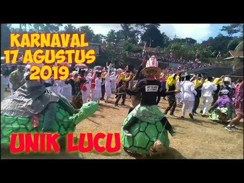 Karnaval 17 Agustus Kreatif Lucu Unik Gokil Bikin Ketawa 17