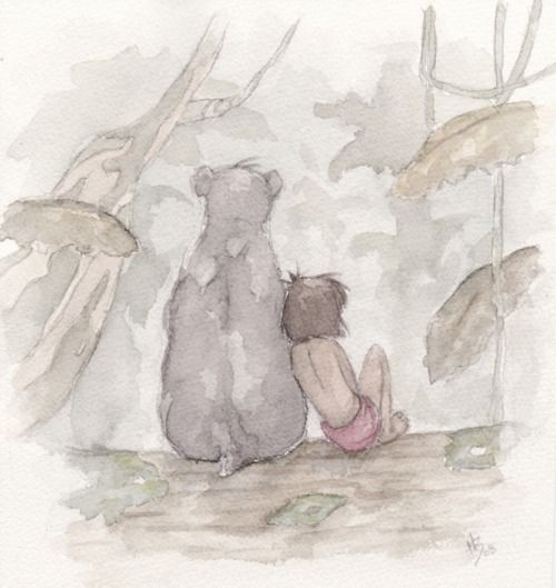 The Jungle Book - favourite ever childhood film.