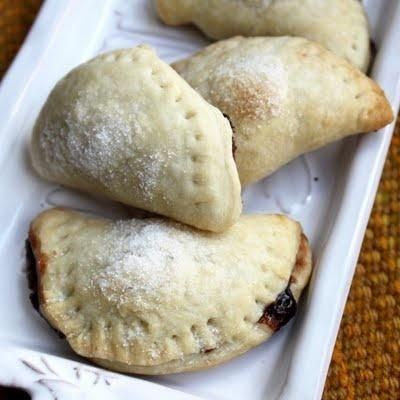 Banana Nutella Empanadas Recipe{ This is a refreshing appetizer on the go.......