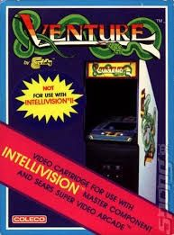 Venture - IntelliVision Game