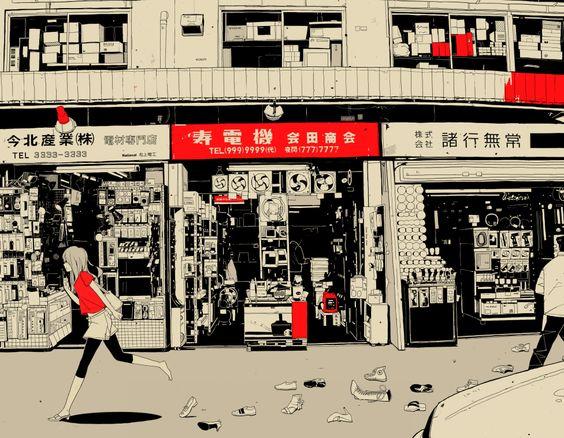 Illustrator: Nihohe Mangaka