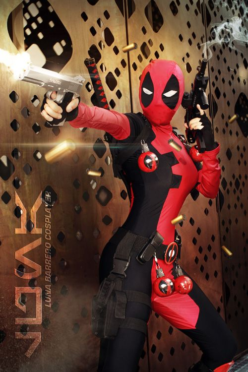 Deadpool Cosplay http://geekxgirls.com/article.php?ID=6649