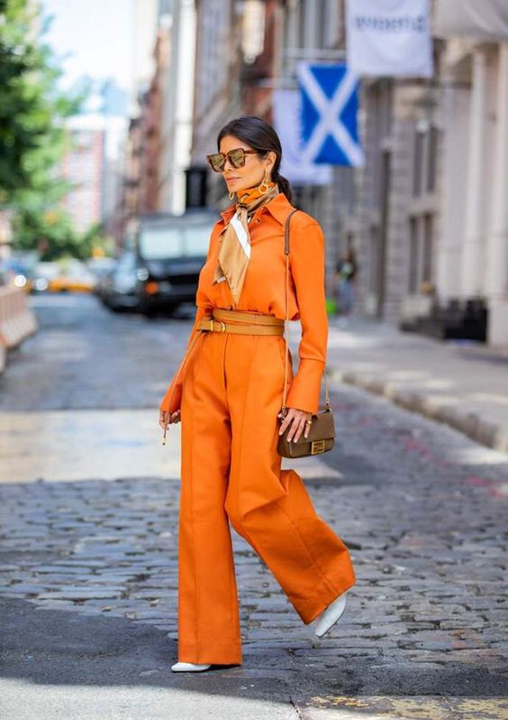 From influencers to editors, models to actresses, here is what everyone is wearing at New York Fashion Week right now.