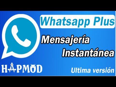 Descarga Whatsapp Plus Gratis Para Disfrutar De Una Mayor Personalizacion Y De Un Control Completo De La Privacidad En Tu Aplicacion F In 2021 Mod App Allianz Logo App