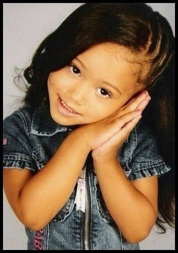 Excellent Mixed Babies Mixed Baby Hairstyles And Twists On Pinterest Short Hairstyles For Black Women Fulllsitofus