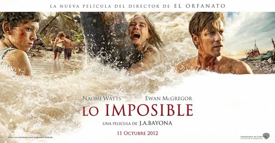 Return to the main poster page for The Impossible