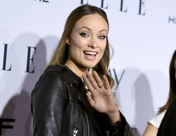 OLIVIA WILDE at Elle's Women in Television 2016 Celebration in Los Angeles 01/20/2016