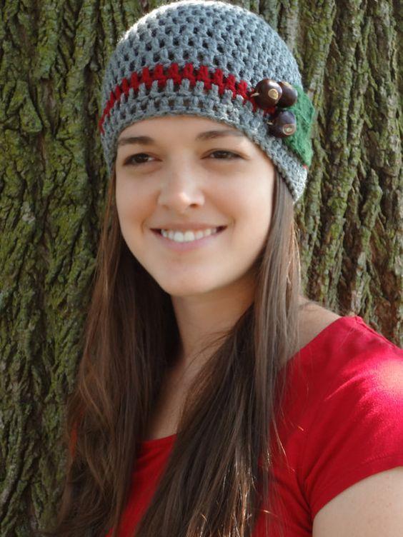 Ohio State Hat by BuckeyeGoods on Etsy