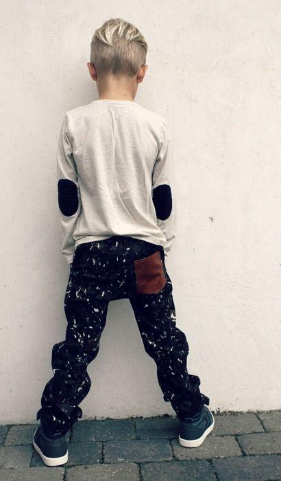 skinny jeans with leather pocket kiddo style pinterest. Black Bedroom Furniture Sets. Home Design Ideas
