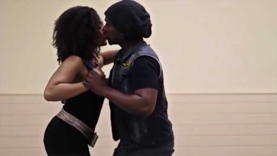 L&A Kizomba - Technical Steps 4